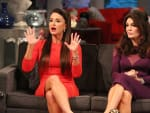 Deteriorating Relationships - The Real Housewives of Beverly Hills