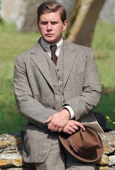 Tom the Agent - Downton Abbey