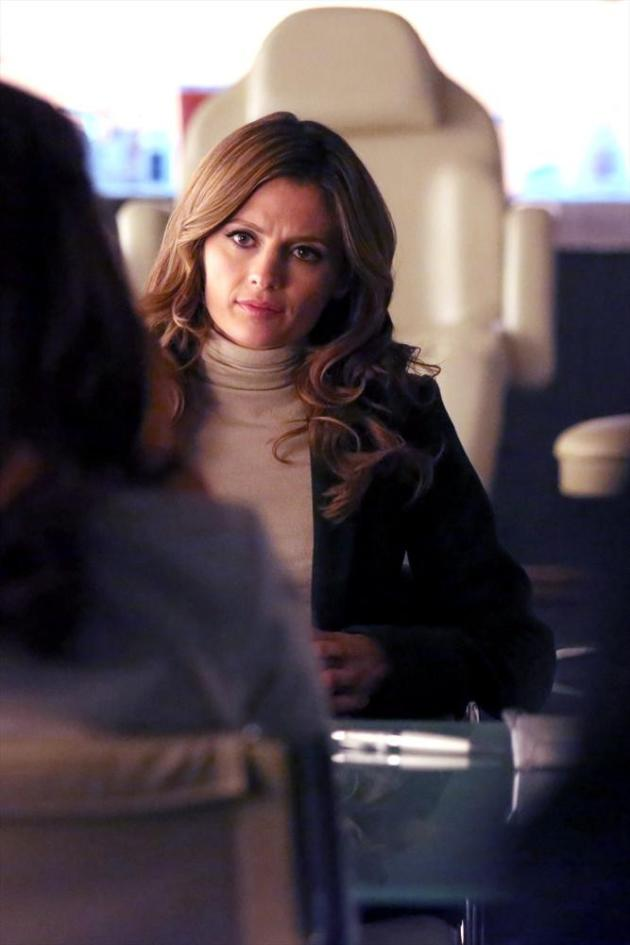 Beckett Searches for a Killer