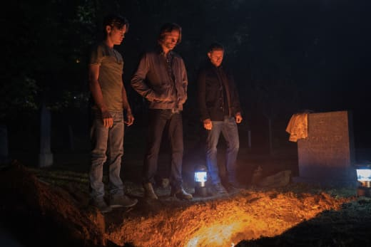 Salt and burn - Supernatural Season 13 Episode 4