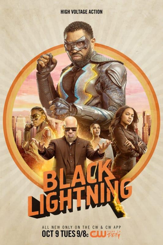 Black Lightning - Likely Renewal