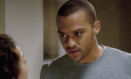Jesse Williams on the Cristina-Jackson Kiss and More