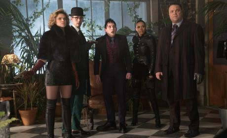 "Gotham Photos from ""Pretty Hate Machine"""