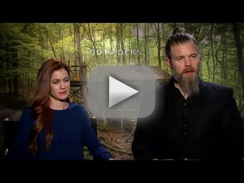 Outsiders Interview: Gillian Alexy and Ryan Hurst
