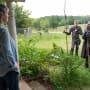 Carol and Ezekiel - The Walking Dead Season 7 Episode 10
