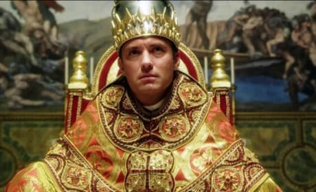 Martian Man - The Young Pope Season 1 Episode 2