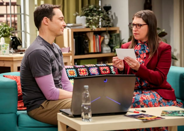 Jealousy - The Big Bang Theory