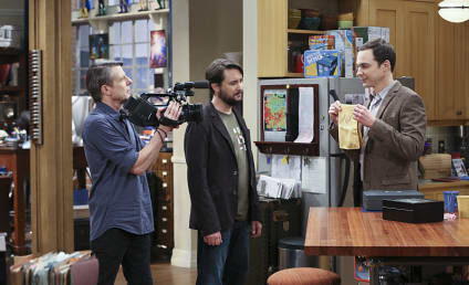 The Big Bang Theory Season 9 Episode 7 Review: The Spock Resonance