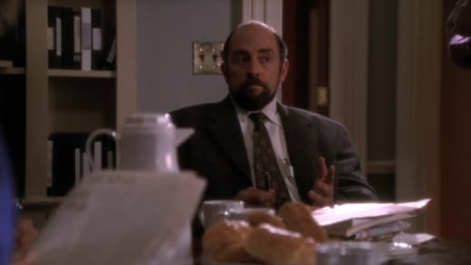 Job Flexibility - The West Wing Season 1 Episode 7