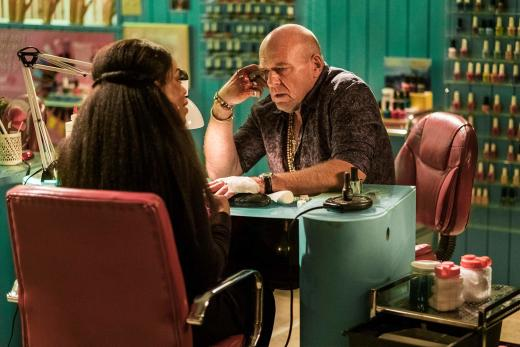 Edgy Sitdown - Claws Season 1 Episode 2