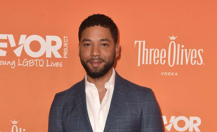 Empire's Jussie Smollett ARRESTED for Filing False Police Report
