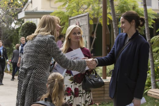 Renata Meets Jane - Big Little Lies