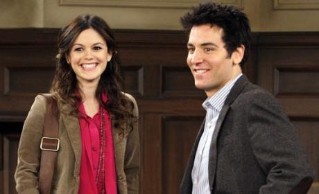Rachel Bilson on HIMYM