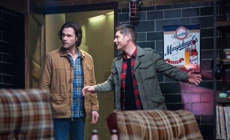 Dean Being Positive - Supernatural Season 13 Episode 16