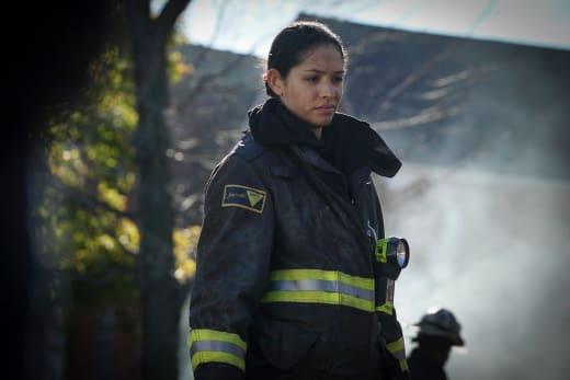 Stella On The Scene - Chicago Fire Season 5 Episode 11