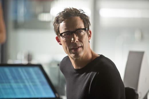 Interesting - The Flash Season 1 Episode 8