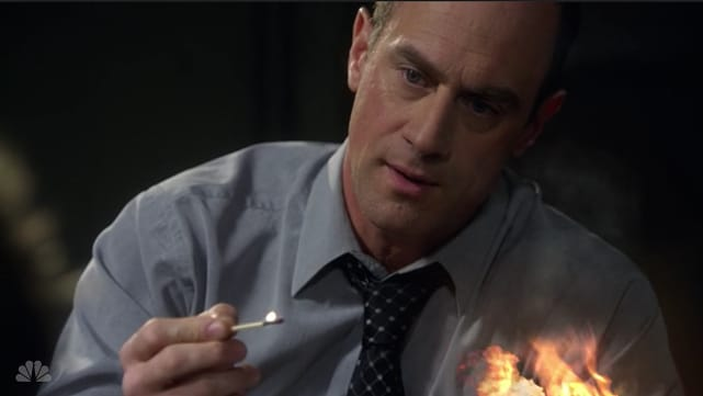 Stabler Burns Kathleen's Driver's License