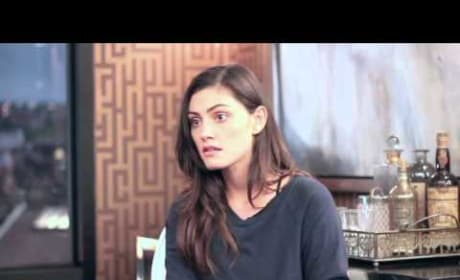 Phoebe Tonkin Talks Hayley, Klaus and More