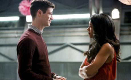 Did Barry forget? - The Flash Season 3 Episode 14