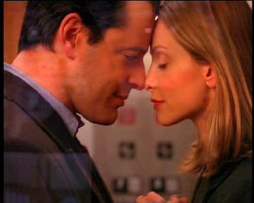 Ally and Billy -- Ally McBeal