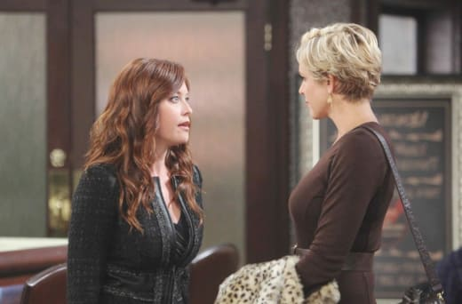 Serena vs. Nicole - Days of Our Lives
