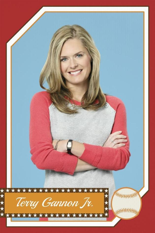 Maggie Lawson for Back in the Game