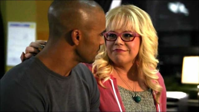 Garcia and Morgan - Criminal Minds