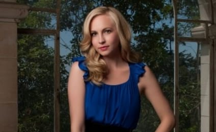 EXCLUSIVE: Candice Accola Dishes on Life as a Vampire