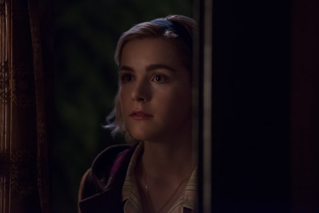 Chilling Adventures Of Sabrina Review The Punishment Fits