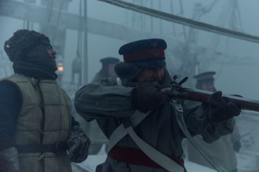 Searching for the Beast - The Terror Season 1 Episode 5