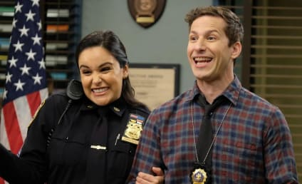 Brooklyn Nine-Nine Boss Explains Jake and Amy's Baby Decision