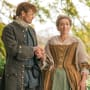 Jamie and Auntie Jacosta - Outlander Season 4 Episode 2