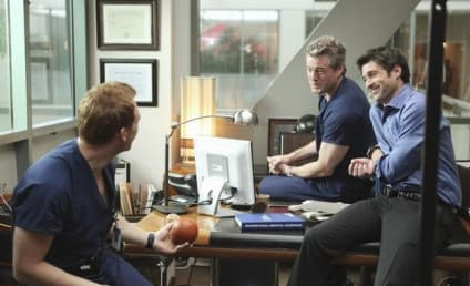 Grey's Anatomy Caption Contest 211