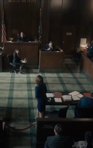 Long Shot of Trial - The Undoing Season 1 Episode 6