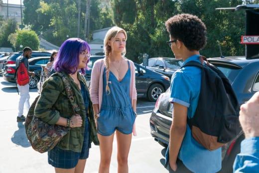 Faith in the 'Rents - Marvel's Runaways Season 1 Episode 4