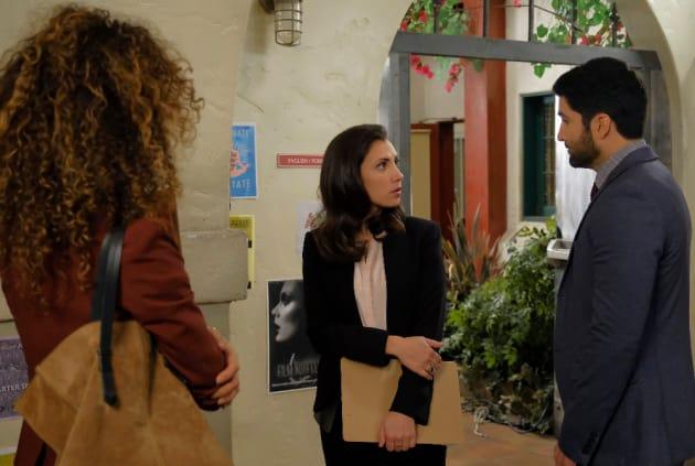 Consultation - The Fosters Season 4 Episode 15