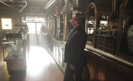 Gold is Worried - Once Upon a Time Season 6 Episode 2