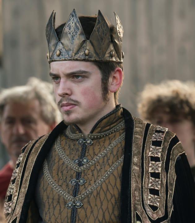 Stern Alfred - Vikings Season 5 Episode 18