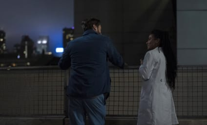 New Amsterdam Post Mortem: EPs on Lauren Living for the Fight & Sharpwin's Future