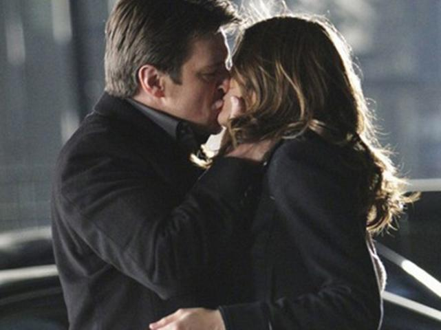 Rick and kate castle