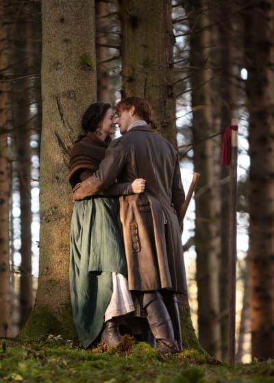 Stopping to Celebrate - Outlander Season 4 Episode 4
