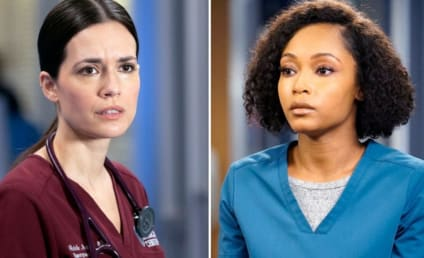 Chicago Med: Torrey DeVitto and Yaya DaCosta Weigh In on Shocking Exits