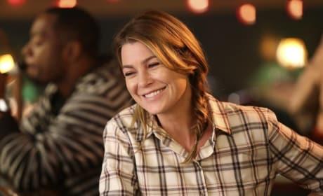 Happy Meredith - Grey's Anatomy Season 11 Episode 5
