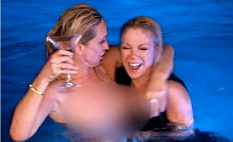 12 Table-Flipping Feuds From The Real Housewives Franchise