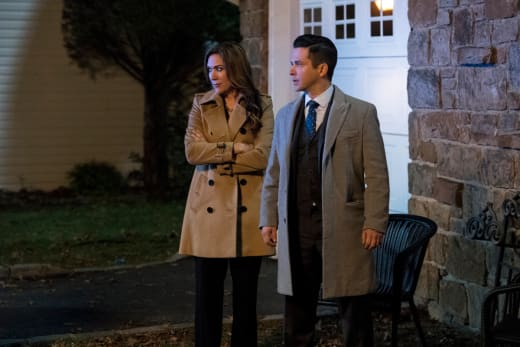 Thalia Macera and Benny Colon - Bull Season 2 Episode 11