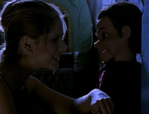 Who Is The Demon? - Buffy the Vampire Slayer Season 1 Episode 9