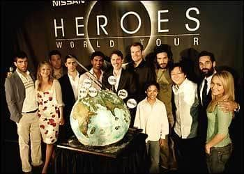 Heroes World Tour