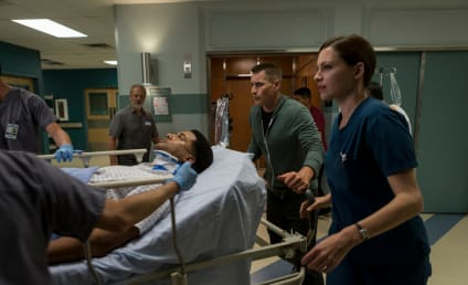 The Night Shift Season 4 Episode 6 Review: Family Matters