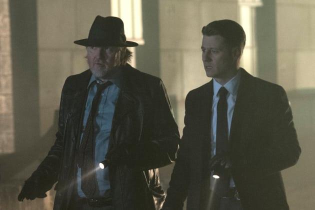 A Run For Their Money - Gotham