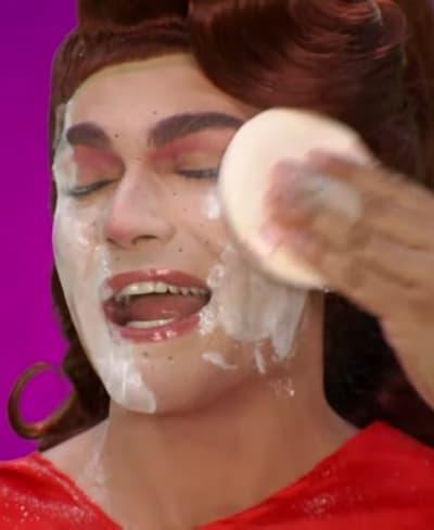 Rose Makeup Fail - RuPaul's Drag Race Season 13 Episode 12